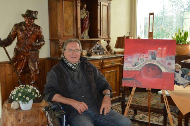 Bilderausstellung im Seniorenzentrum St. Gallus