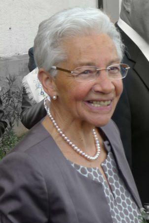 Trauer um Lieselotte Finkenbein