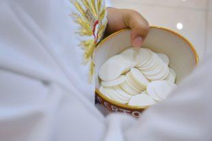 Am Wochenende beginnen die Feiern der Erstkommunion