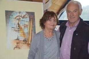 Rolf und Renate Oswald feiern das Fest der goldenen Hochzeit