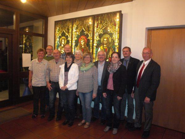Kirchenchor hält Rückblick auf ein gutes Jahr in einer guten Gemeinschaft