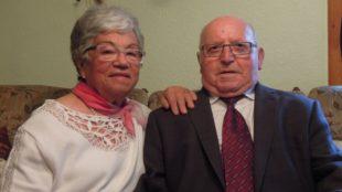 Lisbeth und Werner Schätzle feiern ihre diamantene Hochzeit
