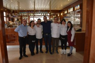 Eiscafé »Venezia« in Zell a. H. in der Kirchstraße ist wieder geöffnet