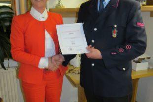 »Feuerwehren haben unter schwierigsten Bedingungen hervorragende Arbeit geleistet«