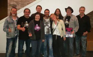 Bürgerwehr trifft Schürzenjäger nach Konzert in Lohr am Main