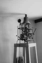 Die Geroldsecker Turmuhr im Biberacher Museum