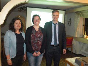 Jill Löffler in den Vorstand gewählt