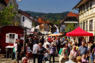 Ostermarkt war am Sonntag beliebtes Ausflugsziel