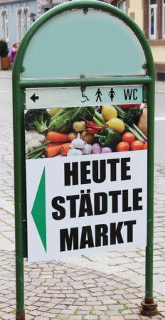 Städtlemarkt Zell am Harmersbach