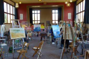 Klostermalkurse in Zell am Harmersbach feiern ihr 10-jähriges Jubiläum