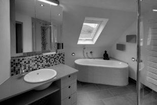 Ein Bad unterm Dach planen