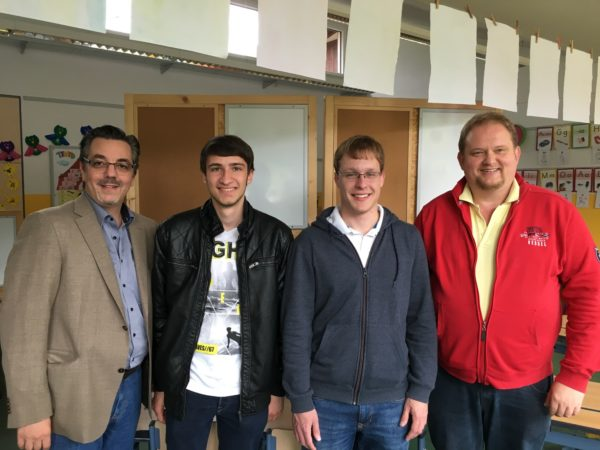 Zweimal Gold für erfolgreiche junge Musiktalente der Stadtkapelle