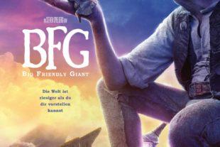 Kinokino : BFG – Sophie & der Riese