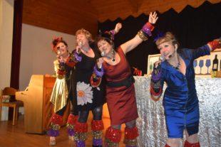 »Liederspenstige« begeisterten das Publikum im Pfarrheim