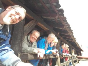 Die etwas andere Stadtführung mit dem Schwarzwaldverein durchs Zeller Städtle