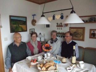 Familie Kesper ist seit 10 Jahren zu Gast im »Haus Lehmann«