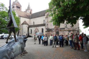 Geschichte und Kunst in Breisach und Colmar – mit europäischer Perspektive
