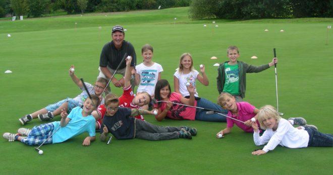 Golf für Kids