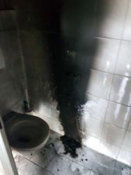 Brennendes Papier in der Rathaustoilette sorgt für Feuerwehreinsatz