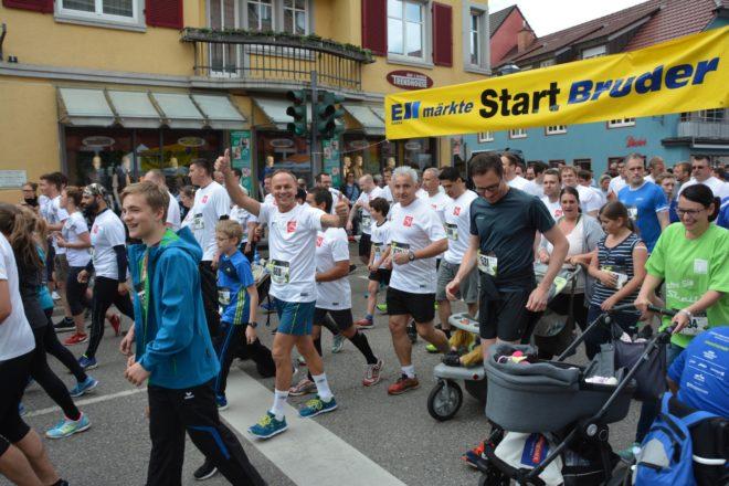 Schutzengel-Lauf ist zu einer  Ortenau-Veranstaltung geworden