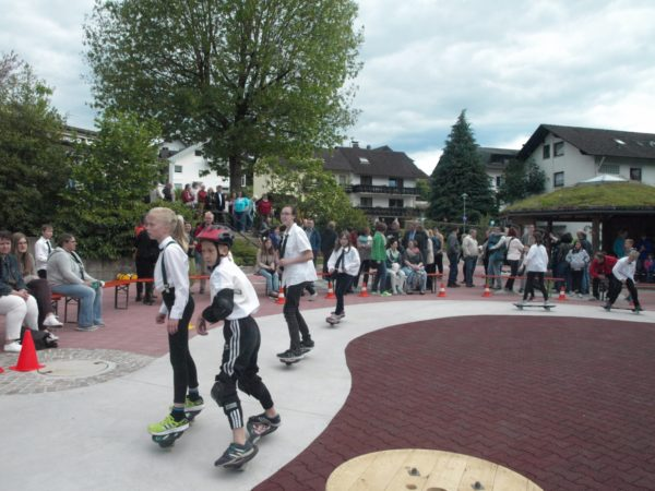 Bewegung und Spiel tragen zur Lebensfreude bei