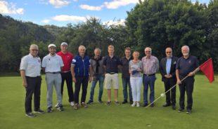 Rekord-Teilnehmerfeld beim Golf-Bierturnier zu verzeichnen