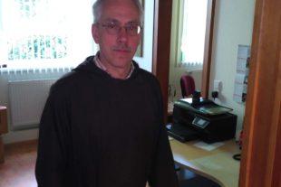 Bruder Norbert verlässt das Zeller Kloster