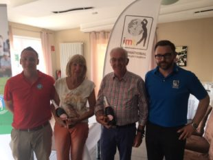 »Baden-Württembergischer Golf Pressecup« mit Gröbernhofern