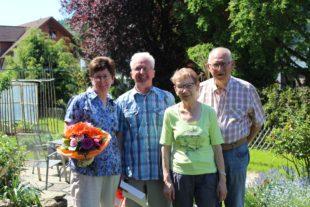 Helga und Klaus-Dieter Schäfer seit einem Jahrzehnt treue Gäste