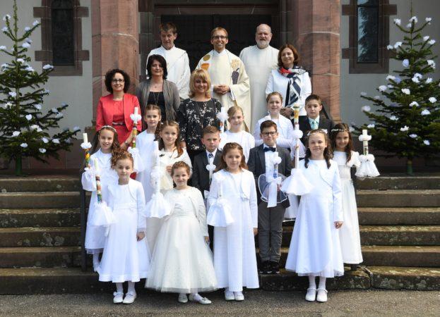 Festlicher Weißer Sonntag in Nordrach