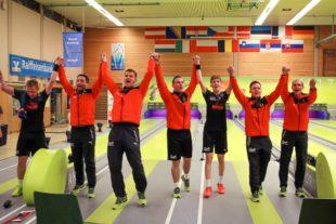 Deutsche Teams erreichen das WM-Viertelfinale