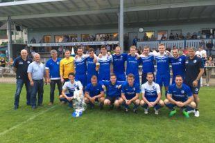 Acht Tore fehlen dem FVU zum Fußballwunder