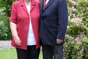 Heinrich und Monika Gießler feiern ihre Goldene Hochzeit