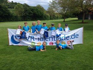 Erfolgreiche Talentiade der Gröbernhof-Jugend