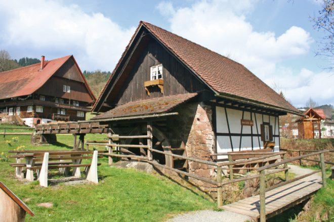 Maile-Gießler-Mühle am Deutschen Mühlentag geöffnet