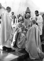 Pater Leonhard Lehmann erinnert sich gern an seine Primiz 1973
