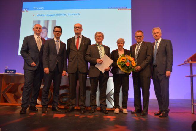 Volksbank Lahr zeigt Stärke