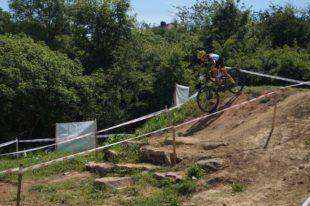 Platz 5 für Mountainbiker Marvin Mattes beim LBS-Cup