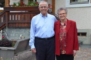 »Pflugwirts« Maria und Berthold Gutmann feiern Goldhochzeit