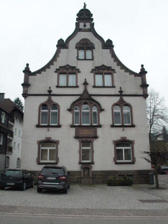 Oberharmersbacher Rathaus soll saniert werden