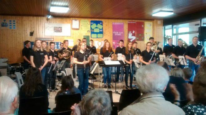 Jugendkapelle lädt zum Konzert »Die Bremer Stadtmusikanten«