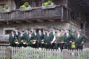 »Jagdhornbläser Harmersbachtal« feiern ihr 50-jähriges Bestehen