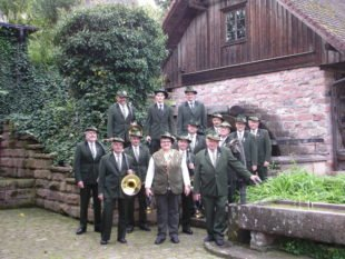 »Jagdhornbläser Harmersbachtal« feiern 50 jahre