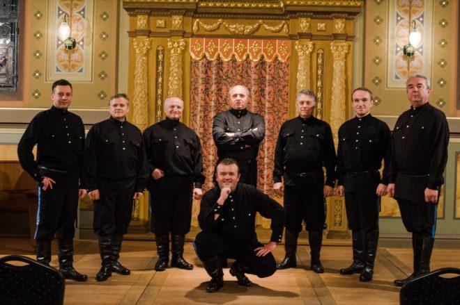 »Ural Kosaken Chor« wieder in Nordrach