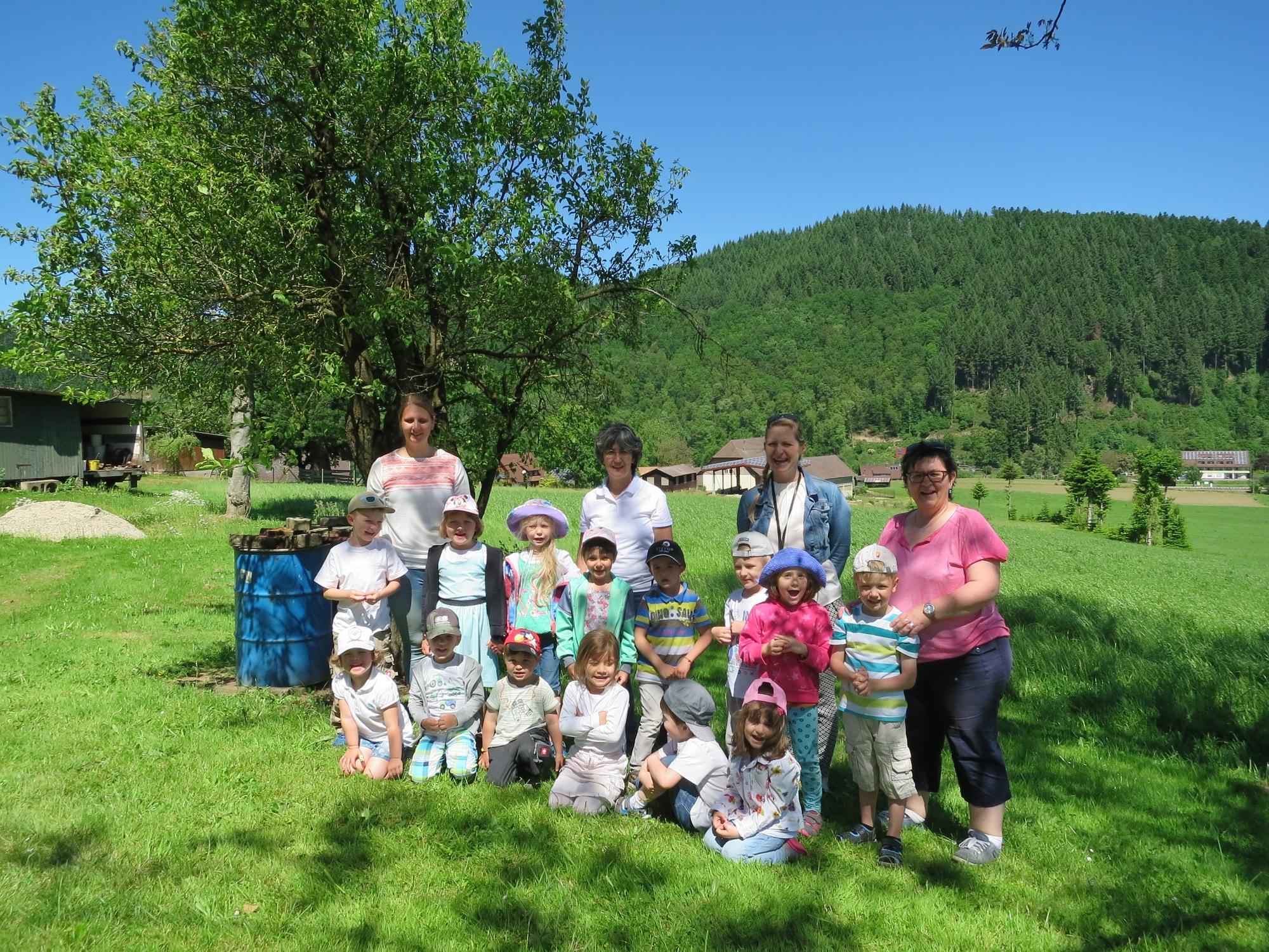 Bienen Projekt Im Kindergarten Kleine Wolke Schwarzwälder Post
