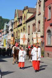 Katholische Kirchengemeinden laden zu Fronleichnam ein