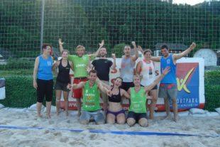 Erfolgreiches Erlebnis beim  Beach-Fun-Cup 2017 in Zell a. H.