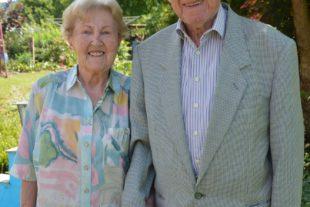 Elisabeth und Kurt Riehle feiern 95. Geburtstag