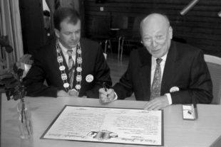 Am 26. Juni wird in Nordrach ein Partnerschaftsverein gegründet
