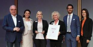 Bundespreis »Deutschlands Aktivste Unternehmen« für Hydro Systems